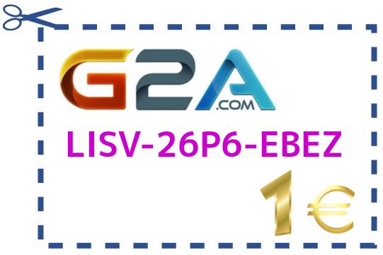 G2a discount coupon
