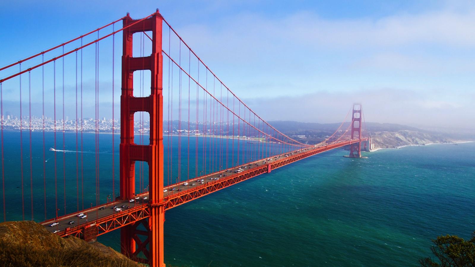 cầu Golden Gate Bridge