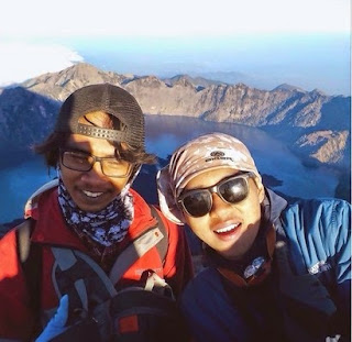 Foto dan Status Terakhir, Sebelum Mahasiswa Atmajaya Jatuh ke Kawah Merapi