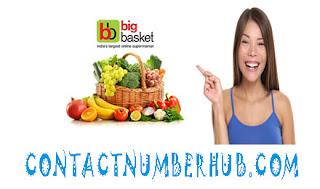 Big Basket Customer Care number