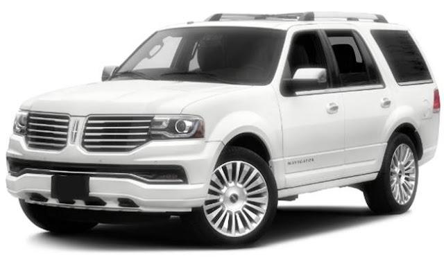 2018 Lincoln Navigator Redesign