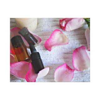 Spa aromatherapy treatment canvas art