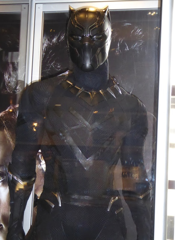 Captain America Civil War Black Panther film costume