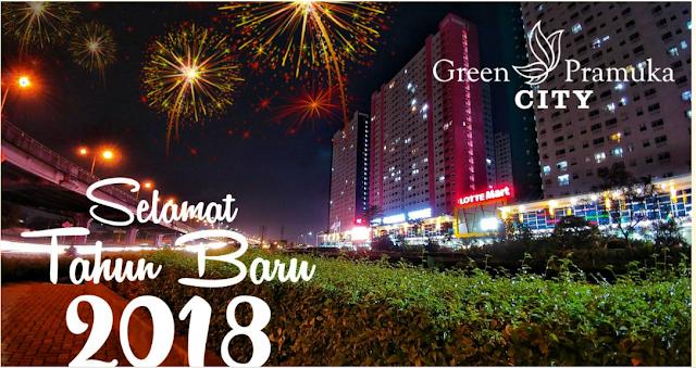 Apartemen Green Pramuka City jakarta 2018