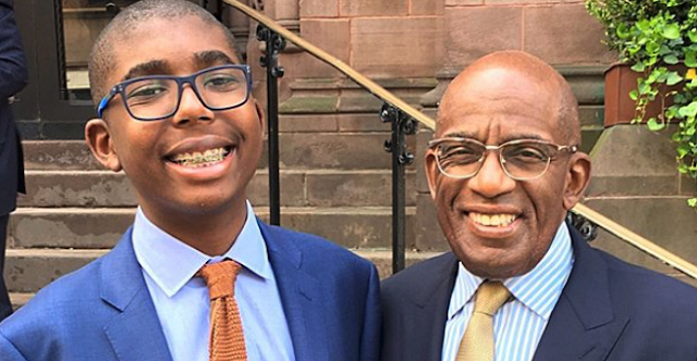 Al Roker Opens Up About Son's Private Struggle