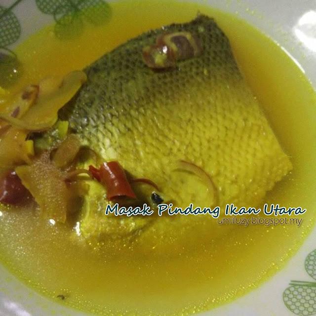 resepi masak pindang ikan utara iamfuzycom Resepi Ikan Pindang Utara Enak dan Mudah
