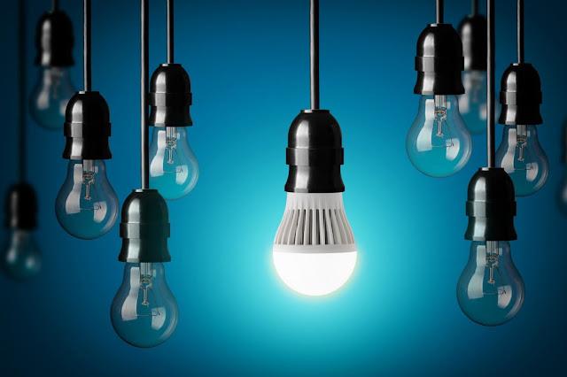 15 Keunggulan Lampu LED Dibandingkan Lampu Lain