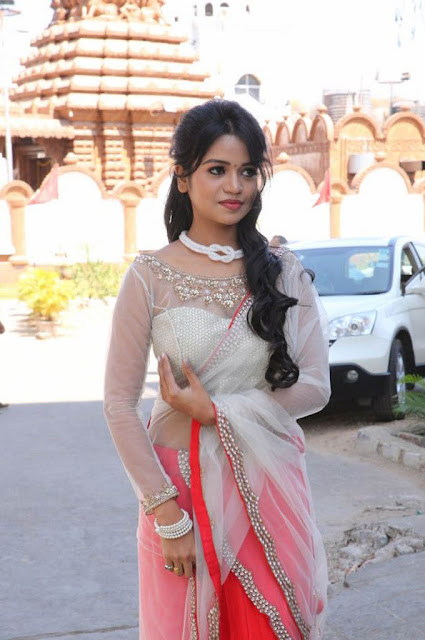 Actress Bhavya Sri Beautiful Stills