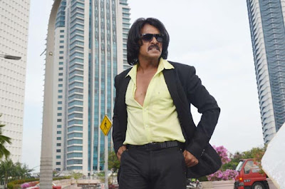 Upendra and Pranitha Starrer movie 'Brahma' Photo gallery