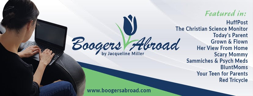 Boogers Abroad