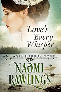 Heidi Reads... Love's Every Whisper by Naomi Rawlings