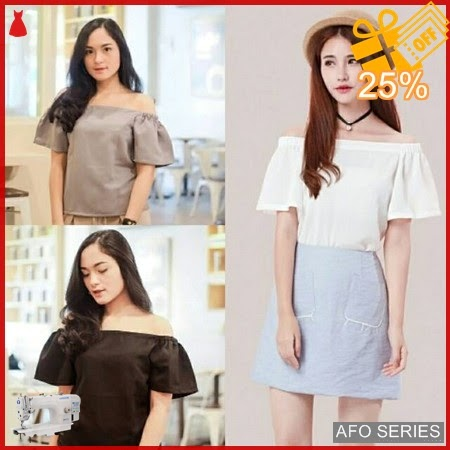 AFO656 Model Fashion Helena Sabrina Modis Murah BMGShop