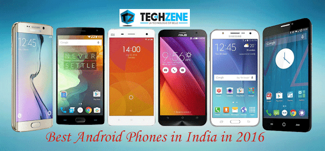 Best Selling Android Smartphones in India