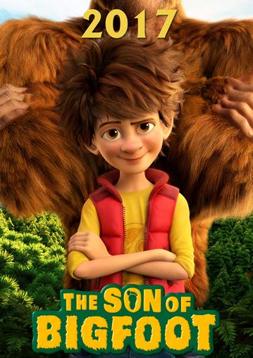 The Son of Bigfoot (2017) ταινιες online seires xrysoi greek subs