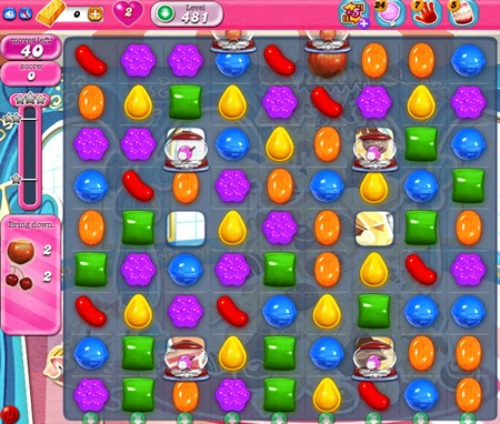 Candy Crush Saga 481