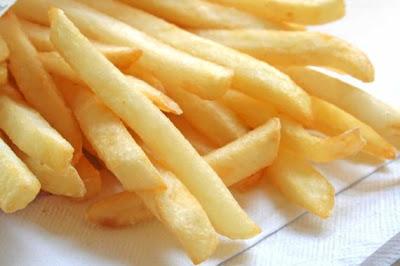 11 alapanyagból készül a gyorsétterem sült krumplija