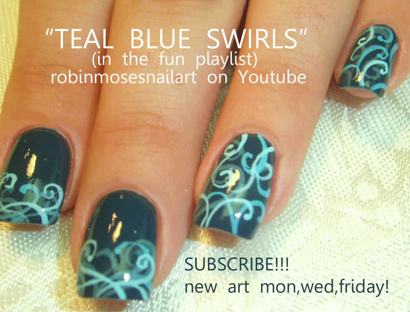 teal filigree nail art, teal ombre nail art, back to school nail art,  chalkboard nail art, homecoming nail art, cute ideas for back to school, ... - Teal Filigree Nail Art, Teal Ombre Nail Art, Back To School Nail