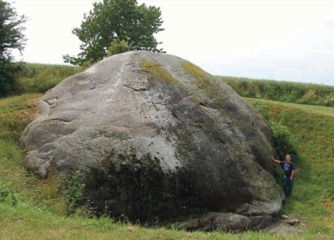 Dammestenen The Ladies Stone
