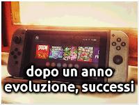 Nintendo Switch Dopo Un Anno: Evoluzione, Successi, Previsioni 2018!