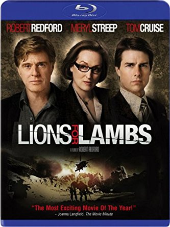 Lions For Lambs 2007 Dual Audio Hindi 720p BluRay 750mb