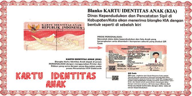 Perlukah Kartu Identitas Anak (KIA)?