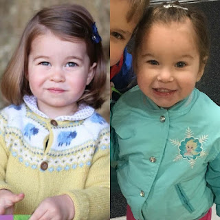 princess charlotte look alike princess charlotte doppelganger
