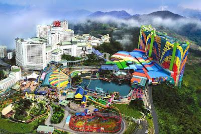 Paket Tour 4 Hari 3 Malam di Kuala Lumpur + Genting Day Trip