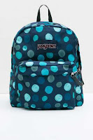BerryBenka Jansport Spring Break Multi Navy Connect Four Js00Tdh70X1 Women ANDHIMIND