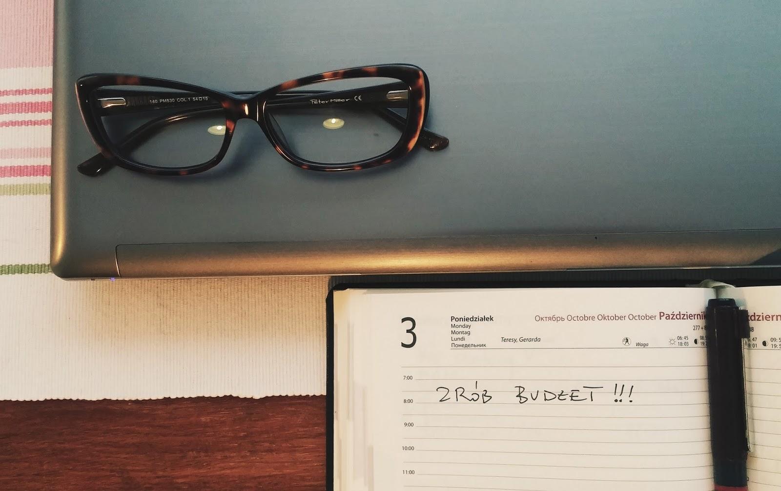 Kontroluj domowy budżet!