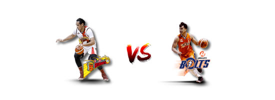May 9: SMB vs Meralco, 7:00pm MOA Arena