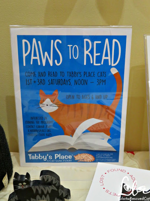 Paws To Read|Tabby's Place
