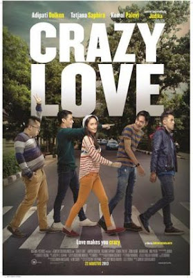 Poster Film Crazy Love