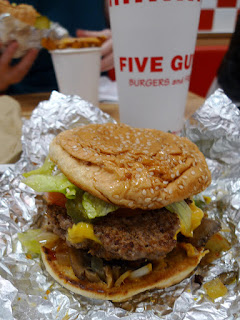5 things you didn't know about Five Guys