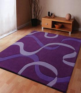 Purple Area Rugs for Teenage Girls Bedroom