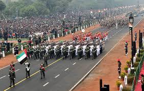 Republic Day Celebrations - Republic Day Parade