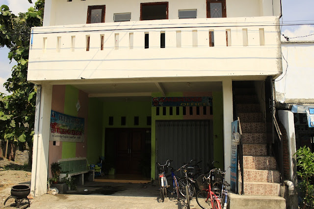 Camp Putra Lembaga Sand Course