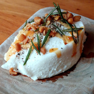 Whipped Ricotta - Molinari's - Bethlehem, PA | Taste As You Go