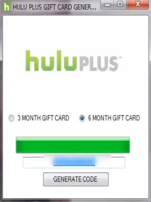 Hulu plus account generator / T mobile phone top up