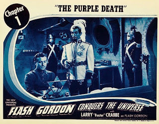 Flash Gordon conquista el Universo - The Purple Death