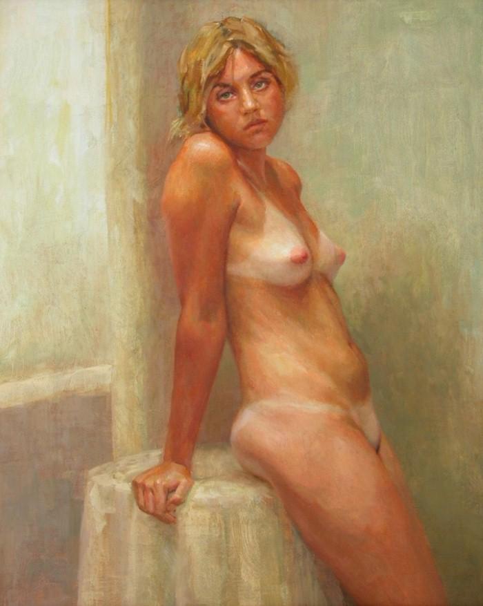 Ron Barsano. Современный американский художник 4