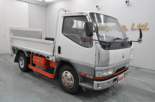 1995 Mitsubishi Canter 3ton High deck for Malawi