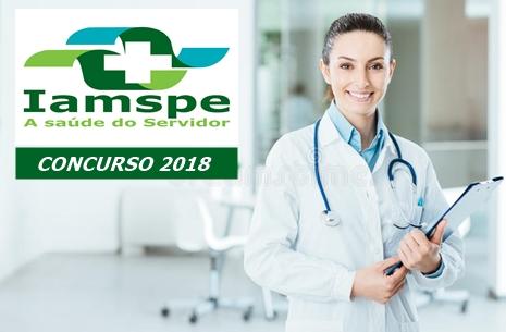 Apostila Concurso Iamspe SP 2018 Técnico de Enfermagem