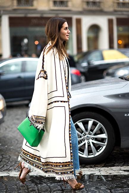 10 Looks, Spring Fashion Inspiration, Fashion blogger, Embroidered jacket
