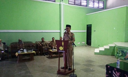 Ratusan Kader Posyandu Ikuti Bimbingan Teknis Posyandu Tingkat Kabupaten Subang