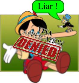 Visa Application Denied