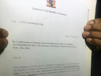 Kehabisan ide? Tim Pengacara Ahok Bawa Surat dari Suriname ke Sidang