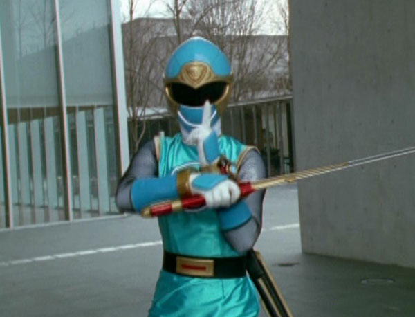 Sally Martin Won't Appear in Power Ranger Super Megaforce ...