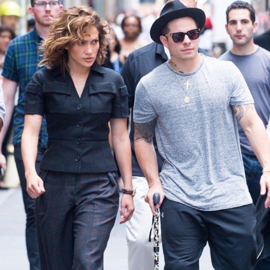 Most Shocking Celebrity Break-ups in 2016 Jennifer Lopez and Casper Smart