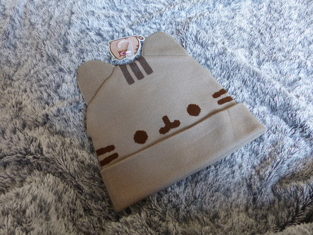 bonnet pusheen