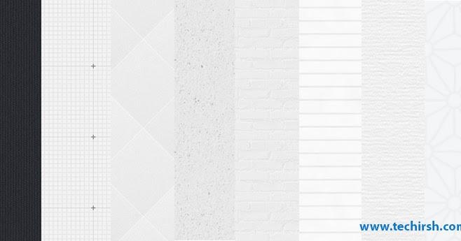 Grid Pattern Background for Websites : techirsh